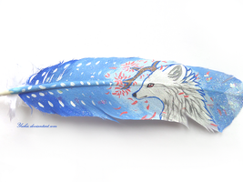 Feather by Yechii