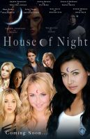 House of Night Movie Poster by AestheticSaturn