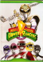 MMPR Booklet by CaptainBarringer