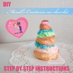 DIY Mendl's Courtesan au chocolat recipe by chamelledesigns