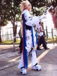 Elsword-Chung-Shooting Guardian by berrykiss7