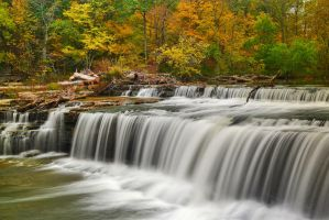 Cataract Falls by darkhorse11