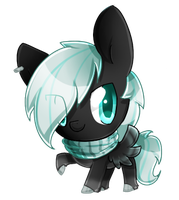 Commission: Chibi Alex by PegaSisters82