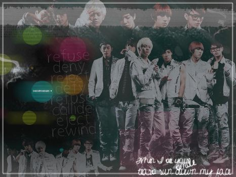 B2ST.2 by checkmydesigns