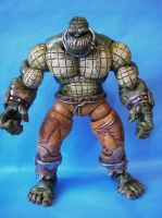 Custom 12 inch Killer Croc Arkham City by cusT0M