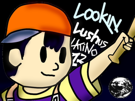 Ness the PSI Kid of Earthbound by LucarioDX