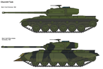 Churchill Tank AH by PaintFan08