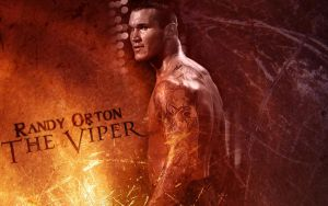Randy Orton Poster by CucoTheGreat