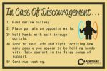 In Case of Discouragement by mintflower
