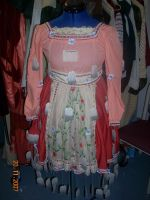THE tea bag dress Front by kairi-costumes