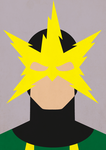E is for Electro by payno0