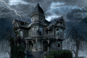 Haunted House by hellonlegs