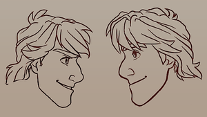 Kristoff and Joseff - Facial comparison by xxMeMoRiEzxx