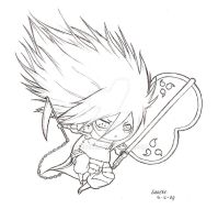 .:madara chibi, again:. by Liedeke