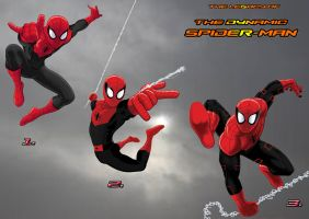 The Legacy Of The Dynamic Spider-Man by stick-man-11
