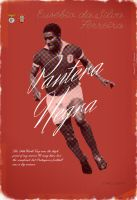 Eusebio | The Black Panther by JohnnyMex