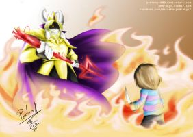 ASGORE by Pedrokys000