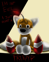 I'm not Evil. by GhostieShadow
