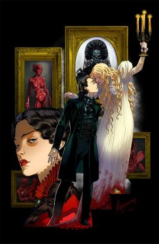 Crimson Peak by rerekina