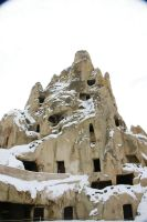 Goreme's Open air museum by Heurchon