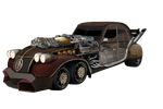 Car Steampunk 2 by coolzero2a