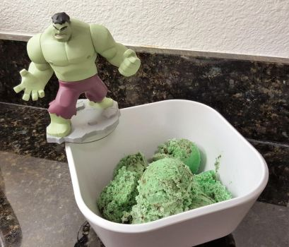 Smashing-Hulk-Ice-Cream by zaythar