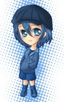 ChibiMania.:Bluey:. by Kate-san