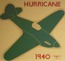 Hurricane 1940 by gibsart