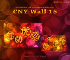 CNY Wall 15 by Caffery