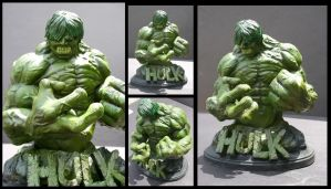 The Hulk by FritoFrito