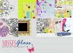 25 Icon Textures - S9 by Missesglass