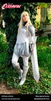 Galatea 2 - Claymore by Evil-Siren