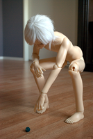 Puck: Crouching by FreakStyleBJD