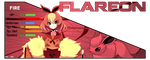 Flareon by Ivan2294