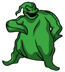 TNBC: Oogie Boogie~ by embercl