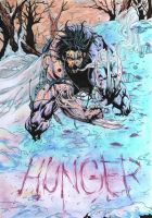 Wolverine Weapon  X HUNGER by Bring-the-Pain40