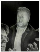 ROBERT KIRKMAN PORTRAIT by BUMCHEEKS2