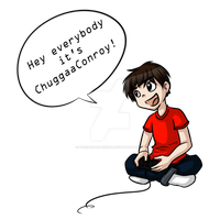 ChuggaaConroy by PuccaNoodles2009