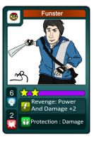 Fake Urban-Rivals Card : Funster by Spipme