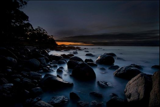 Taroona Waterscape by alexwise