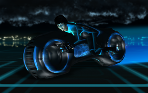 TRON: Lightcycle by legendg85