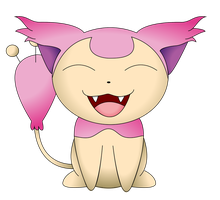 Skitty by NIGHTSandTAILSFAN