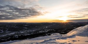 Trysil, Norway :) by Strik3r117