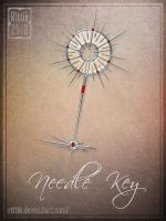 Needle Key by Rittik