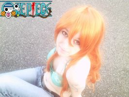 Cosplay Nami-One Piece by Sarah-D-Cosplay31