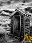 Bodie Ghost Town by jrtiberius