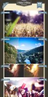 Nature Photoshop Actions Set 4 by baturaN