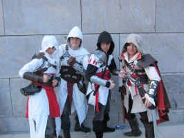 LBM 2013 #3 Assassin's Creed Brotherhood by Drawer88