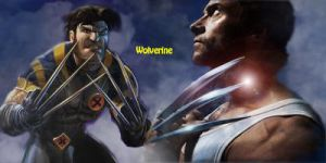 Wolverine by rabray63