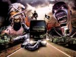 Iron Maiden Tour Bus by Maiden9000